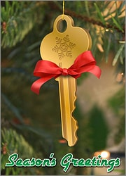 Key Ornament