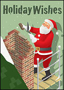 Christmas Bricklayer