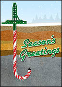 Directional Holiday Drilling